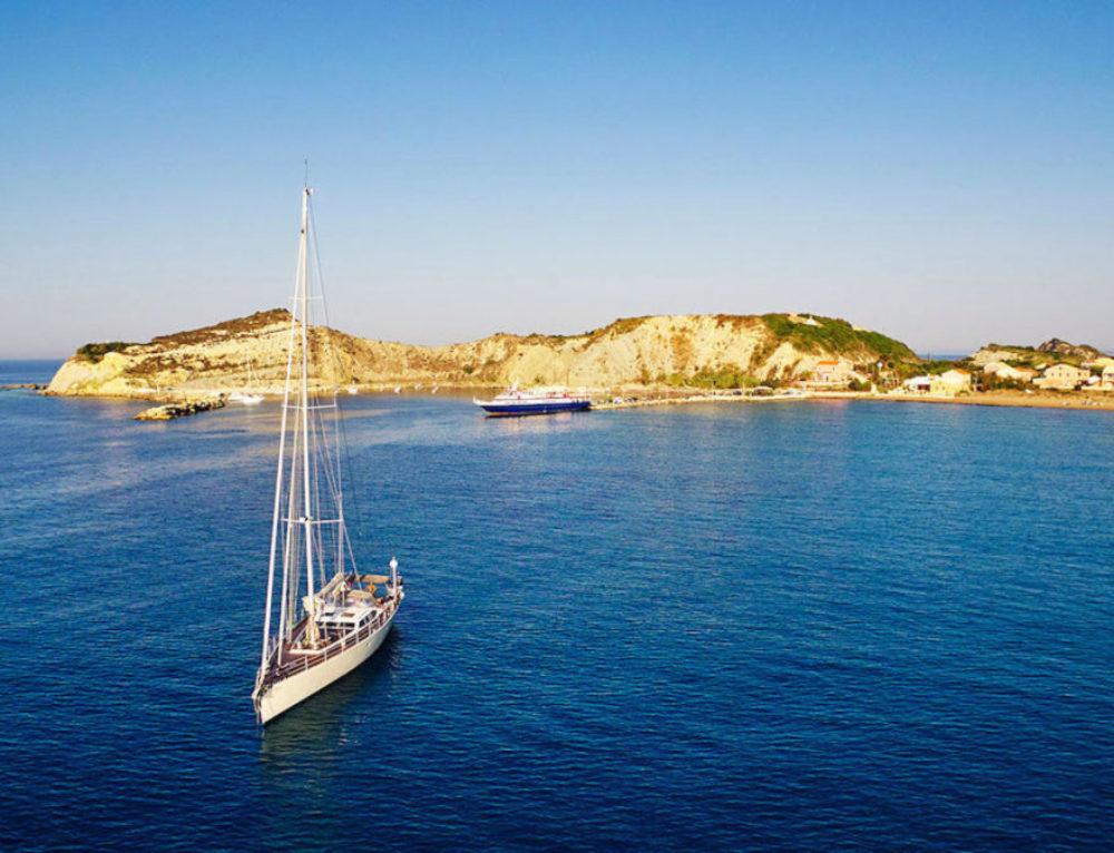 September Sailing Offer