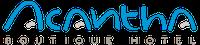 Acantha Boutique Hotel | Erikoussa Island Logo